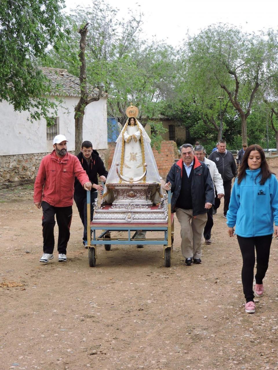 Mayo, mes de romerías en Torralba de Calatrava