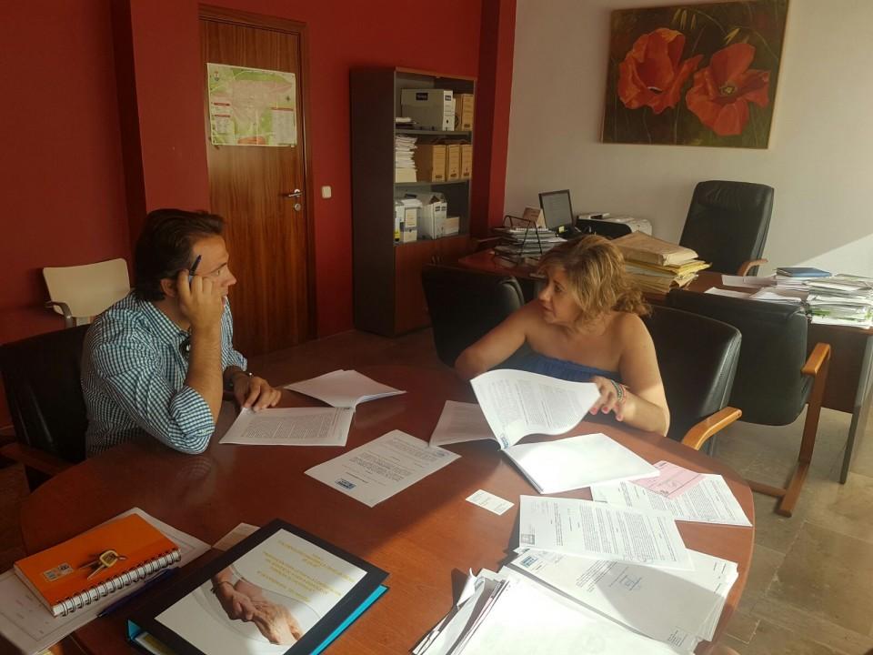 Ferrovial Servicios gestionará el servicio de ayuda a domicilio en Torralba de Calatrava
