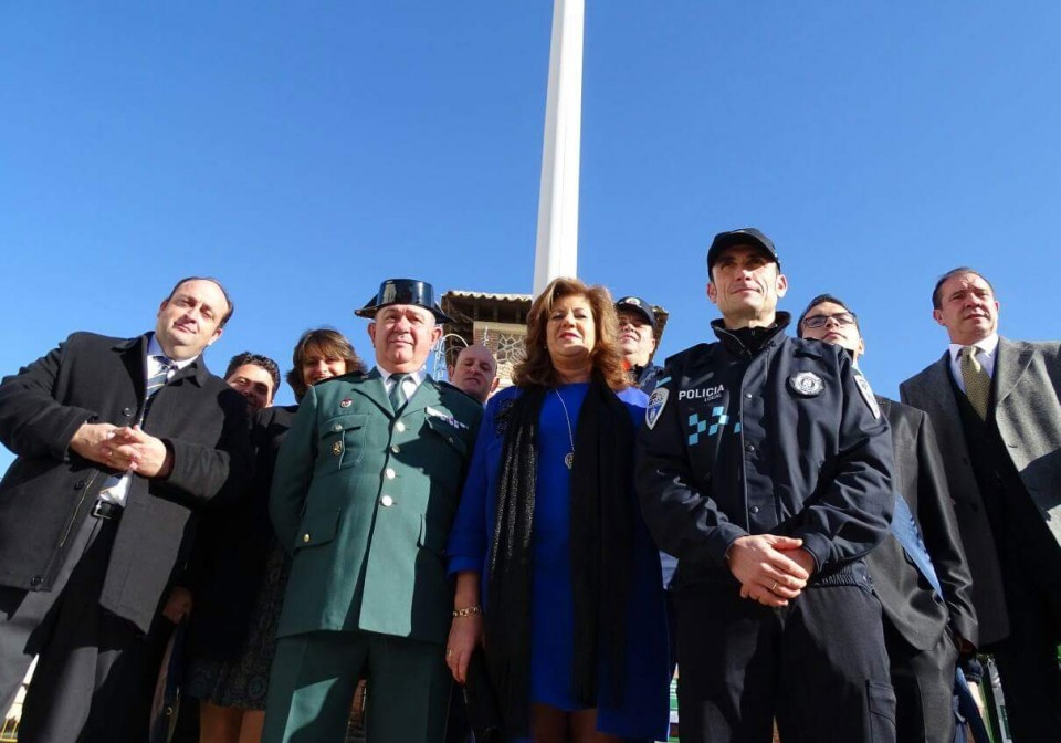 Torralba de Calatrava celebra el día de la Constitución