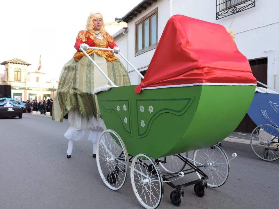 Torralba de Calatrava se prepara para el carnaval