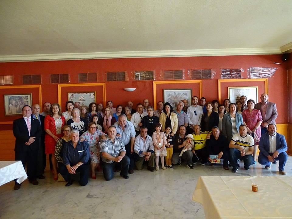 Entrega de insignias a los donantes de sangre de Torralba de Calatrava